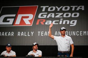 Marc Coma, Toyota Racing