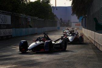 Robin Frijns, Virgin Racing, Audi e-tron FE06, Edoardo Mortara, Venturi, EQ Silver Arrow 01