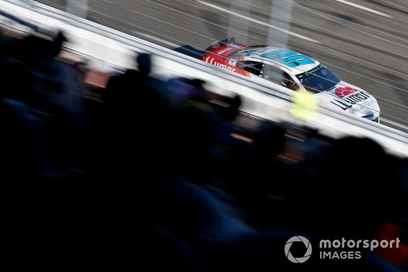 Alex Bowman, Hendrick Motorsports, Chevrolet Camaro LLumar