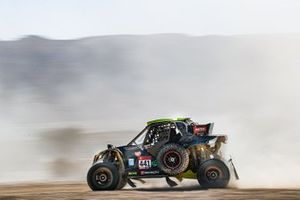 #441 BTR Racing - Can Am: Frederic Pitout, Renaud Niveau