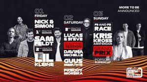 Entertainment programma Dutch GP
