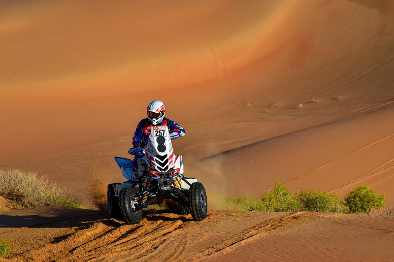 #257 ORLEN Team Yamaha: Kamil Wisniewski