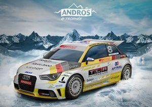 Olivier ,Pernaut, Laurent Nael, Audi A1