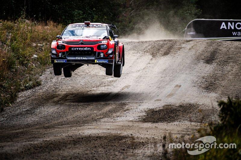 Total no WRC