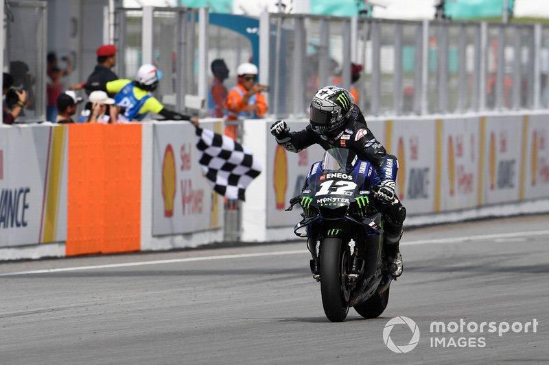 Гонка оказалась самой быстрой в истории Гран При Малайзии – от старта до финиша прошло на 17,740 секунды меньше, чем годом ранее