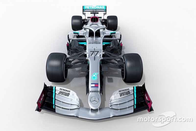 2020: Mercedes F1 W11 EQ Performance