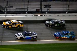 David Ragan, Rick Ware Racing, Ford Mustang Select Blinds, Erik Jones, Joe Gibbs Racing, Toyota Camry DeWalt