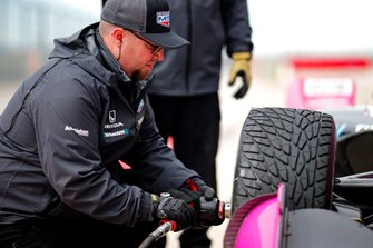 Jack Harvey, Meyer Shank Racing Honda, membro del team