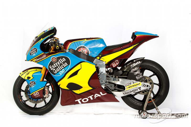 Livrea di Sam Lowes, Marc VDS Racing's 2020