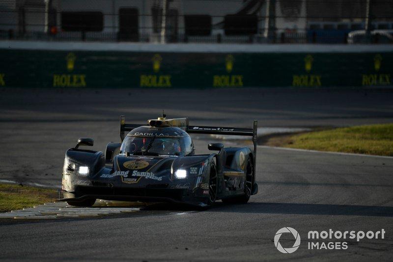 #5 JDC-Miller MotorSports Cadillac DPi: Joao Barbosa, Sebastien Bourdais, Loic Duval