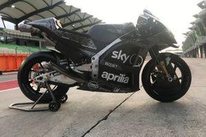 Мотоцикл Aprilia RS-GP 2020 года