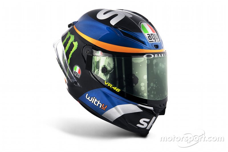 Casco di Luca Marini, Sky Racing Team VR46