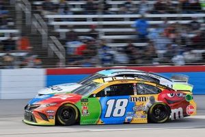 Kyle Busch, Joe Gibbs Racing, Toyota Camry M&M's, Austin Dillon, Richard Childress Racing, Chevrolet Camaro RigUp