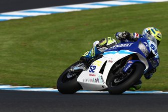 Patrick Hobelsberger, Dynavolt Honda