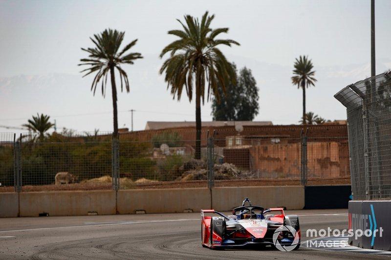 Derani, Mahindra Racing, M6Electro