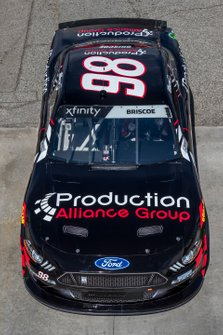 Chase Briscoe, Stewart-Haas Racing, Ford Mustang Production Alliance Group
