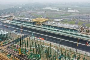 Hanoi circuit construction