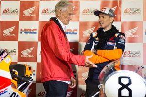 Jim Redman, Jorge Lorenzo, Repsol Honda Team