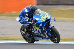 Сильвен Гинтоли, Team Suzuki Ecstar