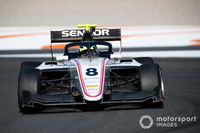 Joao Vieira, Sauber Junior Team by Charouz