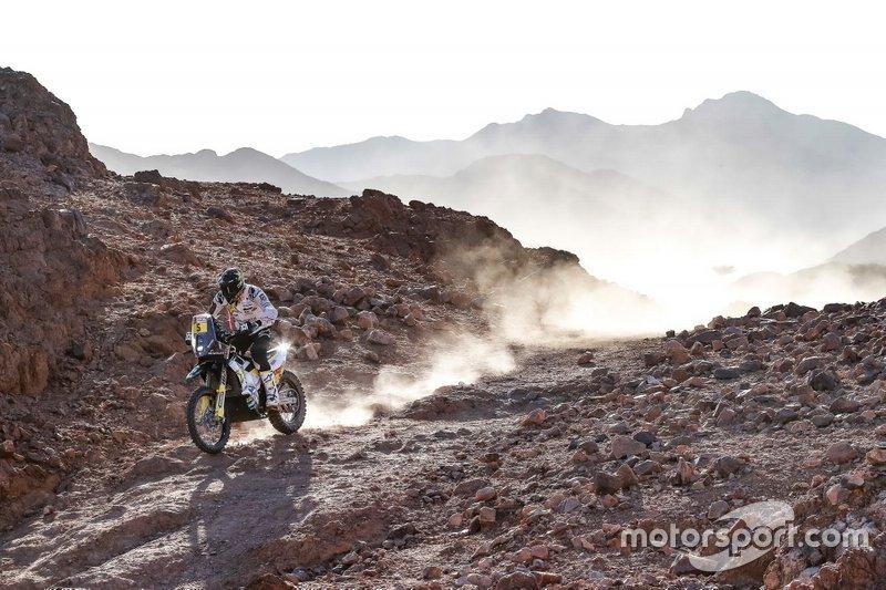 #5 Rockstar Energy Husqvarna Factory Racing: Pablo Quintanilla