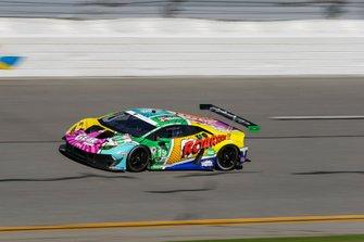 W19 GEAR Racing powered by GRT Grasser Lamborghini Huracan GT3, GTD: Christina Nielsen, Katherine Legge, Tatjana Calderon, Rahel Frey