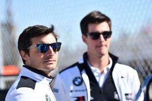 #25 BMW Team RLL BMW M8 GTE, GTLM: Bruno Spengler, #24 BMW Team RLL BMW M8 GTE, GTLM: John Edwards