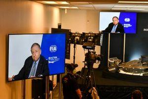جان تود، رئيس الاتّحاد الدولي للسيارات