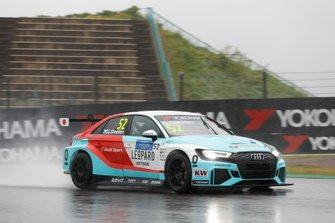 Гордон Шедден, Leopard Racing Team Audi Sport, Audi RS3 LMS TCR
