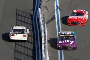 Alex Bowman, Hendrick Motorsports, Chevrolet Camaro Ally x Charlotte FC