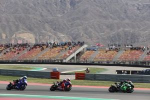 Isaac Vinales, Orelac Racing Verdnatura Alvaro Buatista, Kohta Nozane, GRT Yamaha WorldSBK Team