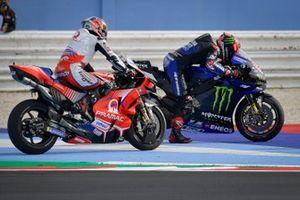 Johann Zarco, Pramac Racing, Fabio Quartararo, Yamaha Factory Racing