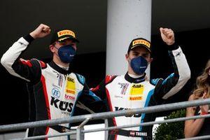 Podium: #75 Ku?s Team Bernhard Porsche 911 GT3 R: Christian Engelhart, Thomas Preining