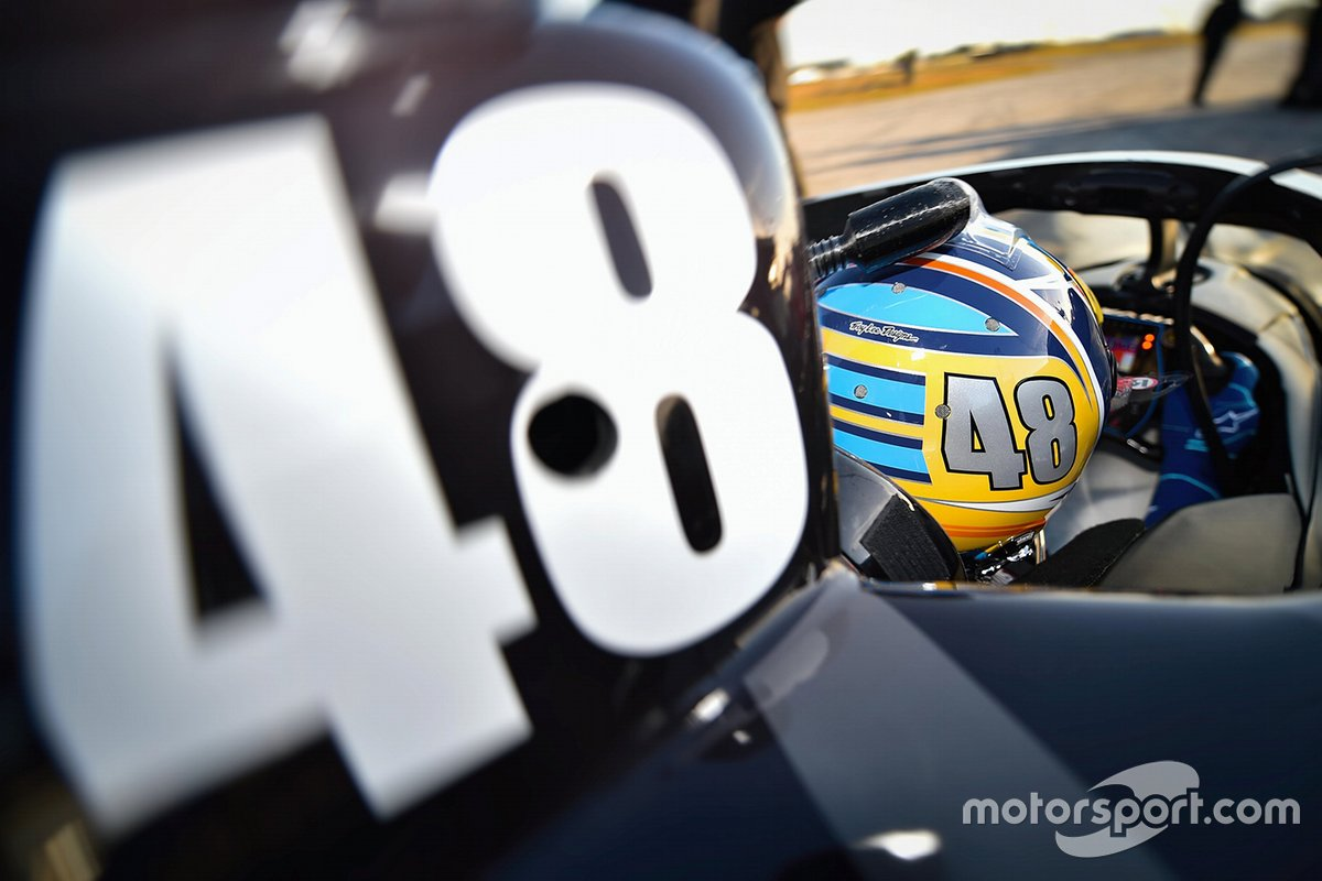 Jimmie Johnson, Chip Ganassi Racing