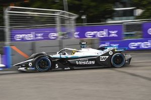 Stoffel Vandoorne, Mercedes-Benz EQ, EQ Silver Arrow 02
