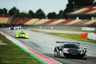 #80 Iron Lynx Ferrari F488 GTE Evo: Matteo Cressoni, Rino Mastronardi, Miguel Molina