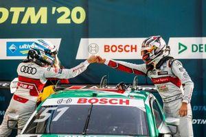 Rene Rast, Audi Sport Team Rosberg, Nico Muller, Audi Sport Team Abt Sportsline