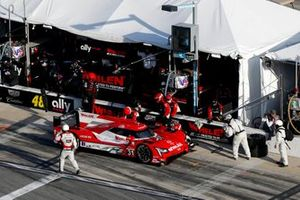 #31 Action Express Racing Cadillac DPi: Pit Stop, Chase Elliott, Mike Conway, Felipe Nasr, Pipo Derani