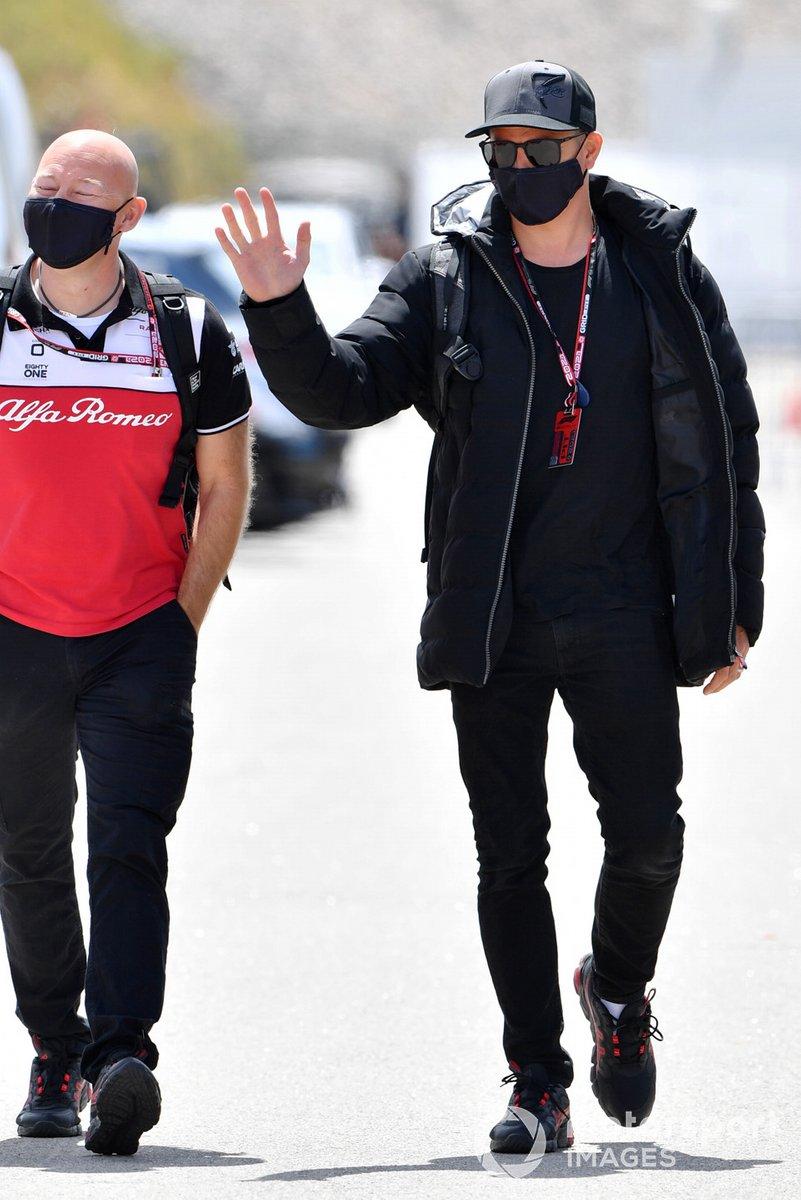 Kimi Räikkönen, Alpha Romeo Racing