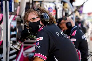#60 Meyer Shank Racing w/Curb-Agajanian Acura DPi crew