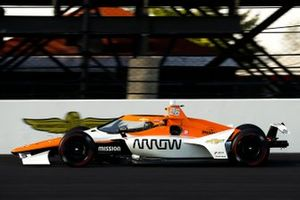 Juan Pablo Montoya, Arrow McLaren SP Chevrolet