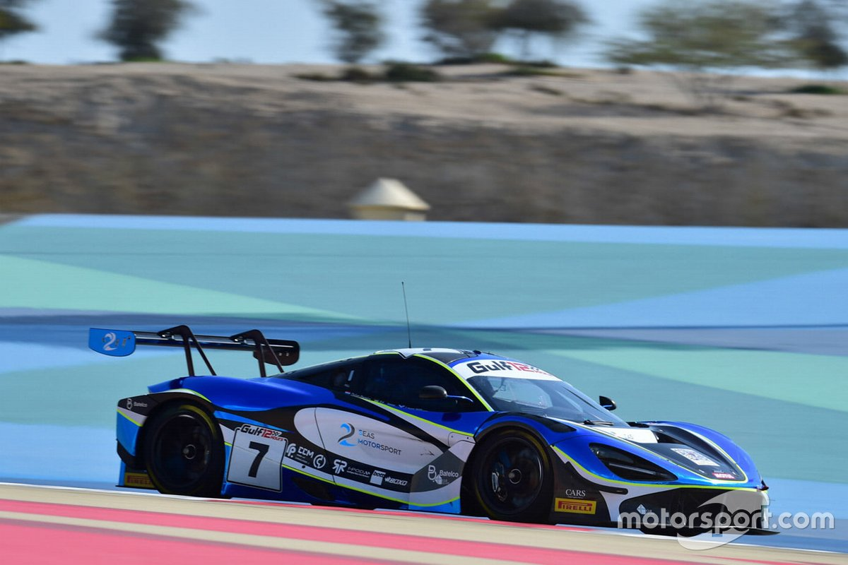 #7 2 Seas Motorsport, McLaren 720S GT3: Ed Jones, Lewis Williamson, Dylan Pereira