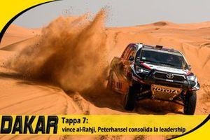 Cover video 7° tappa Dakar
