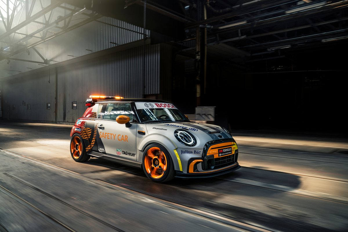 MINI Electric Pacesetter, FIA Formula E Safety Car