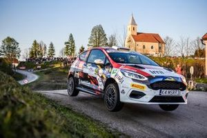 Martins Sesks, Renars Francis, LMT Autosporta Akademija Ford Fiesta Rally4