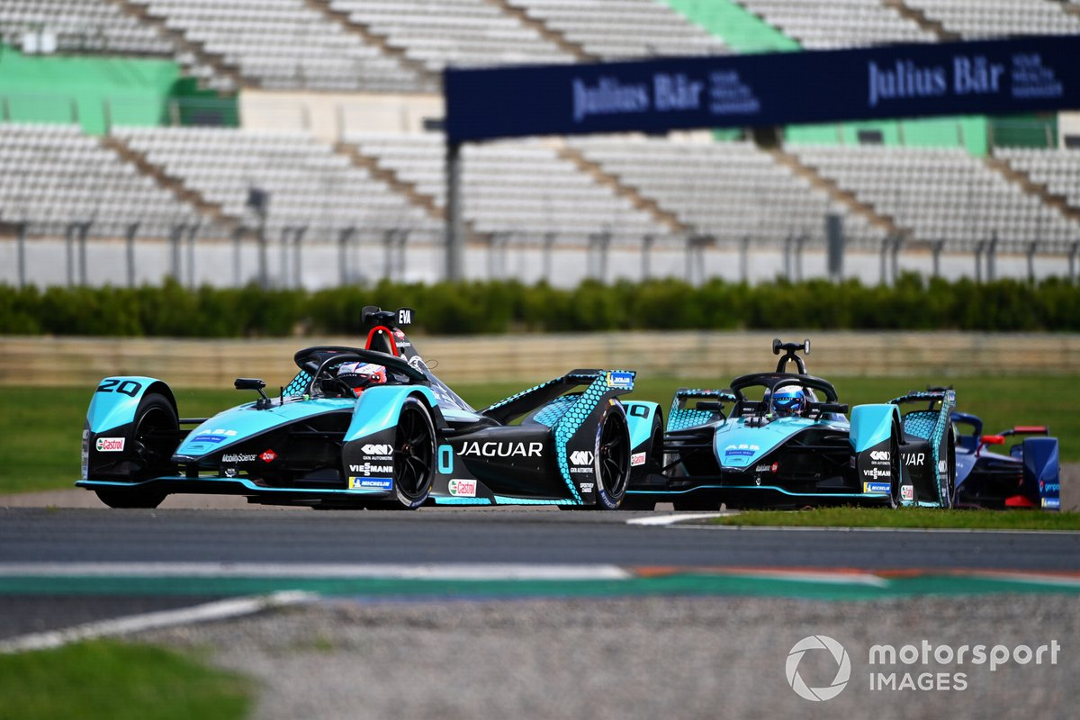 Mitch Evans, Jaguar Racing, Jaguar I-TYPE 5, Sam Bird, Jaguar Racing, Jaguar I-TYPE 5