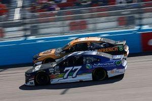 Justin Haley, Spire Motorsports, Chevrolet Camaro, Kurt Busch, Chip Ganassi Racing, Chevrolet Camaro Gearwrench