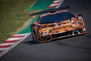 Emanuele Pirro, Lamborghini Squadra Corse, Lamborghini SCV12 Essenza