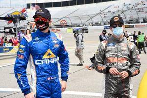 Raphael Lessard, GMS Racing, Chevrolet Silverado CANAC, Zane Smith, GMS Racing, Chevrolet Silverado