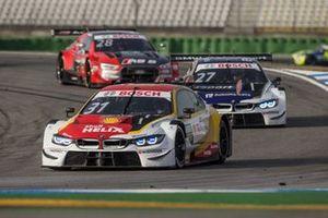 Sheldon van der Linde, BMW Team RBM, BMW M4 DTM, Jonathan Aberdein, BMW Team RBM, BMW M4 DTM